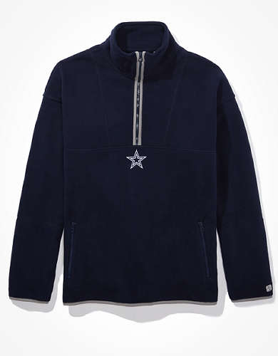 Tailgate Men's Dallas Cowboys Microfleece Sweatshirt