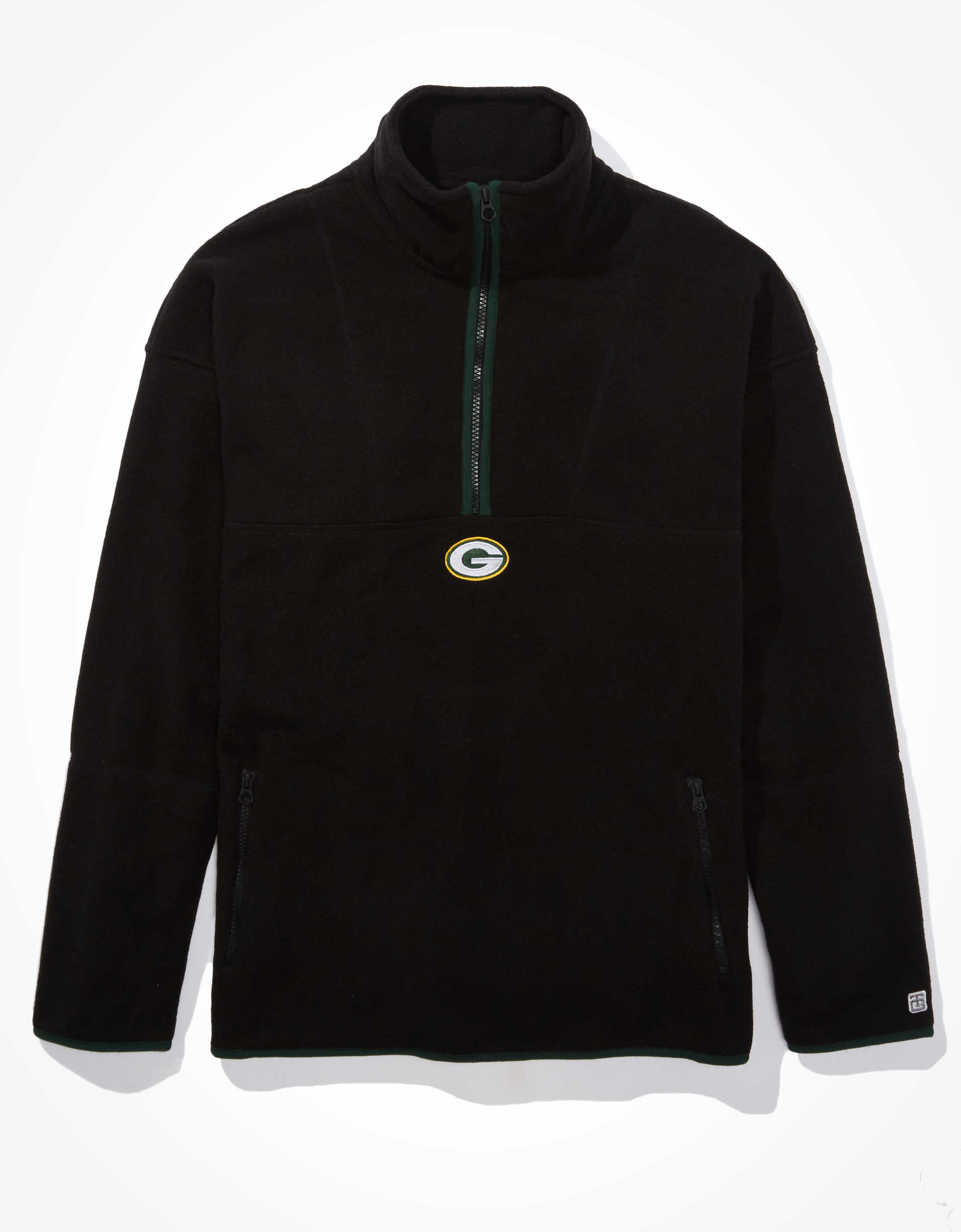 Tailgate Men's Green Bay Packers Microfleece Sweatshirt