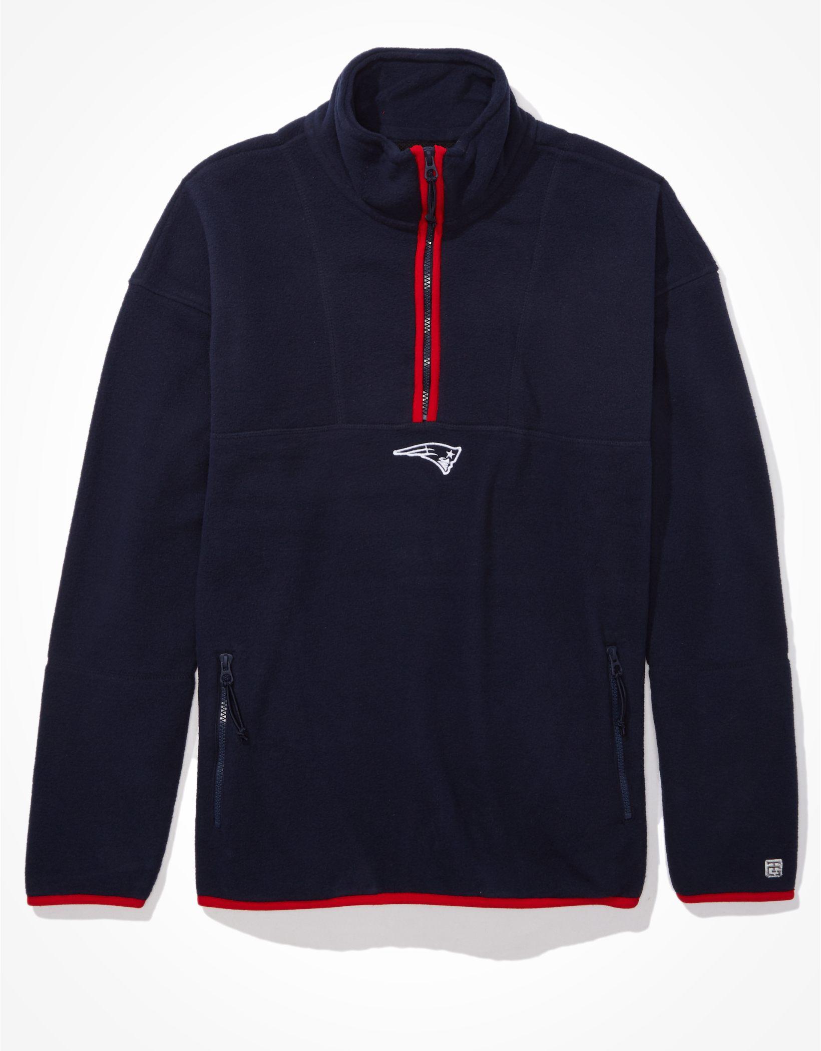 Tailgate Men's New England Patriots Microfleece Sweatshirt