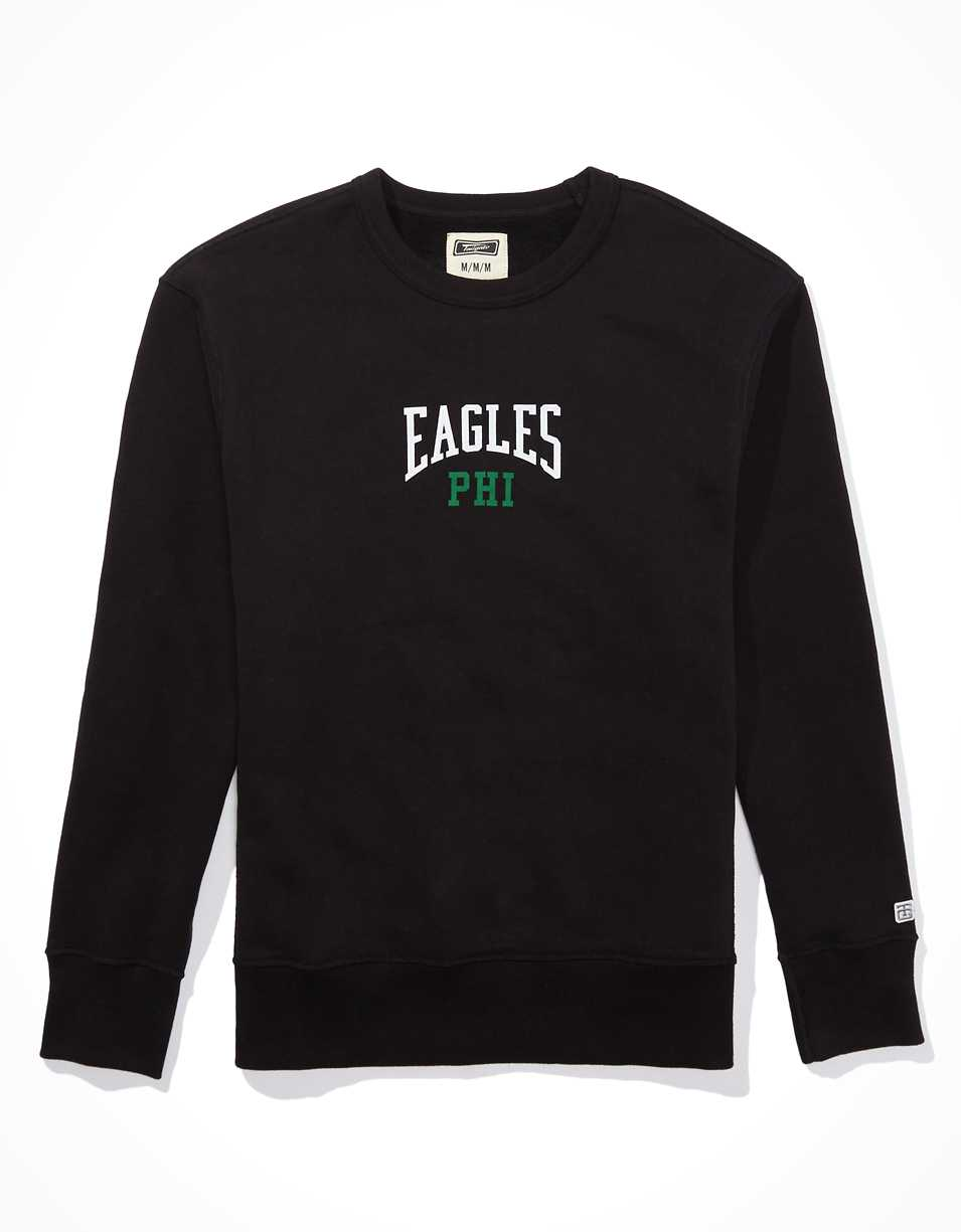 Tailgate Men's Philadelphia Eagles Graphic Fleece Sweatshirt
