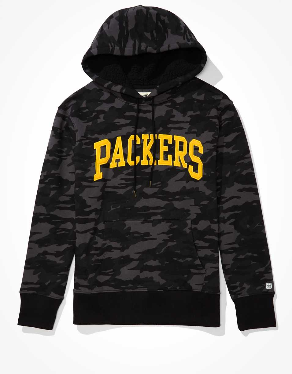 Tailgate Men's Green Bay Packers Sherpa Lined Hoodie