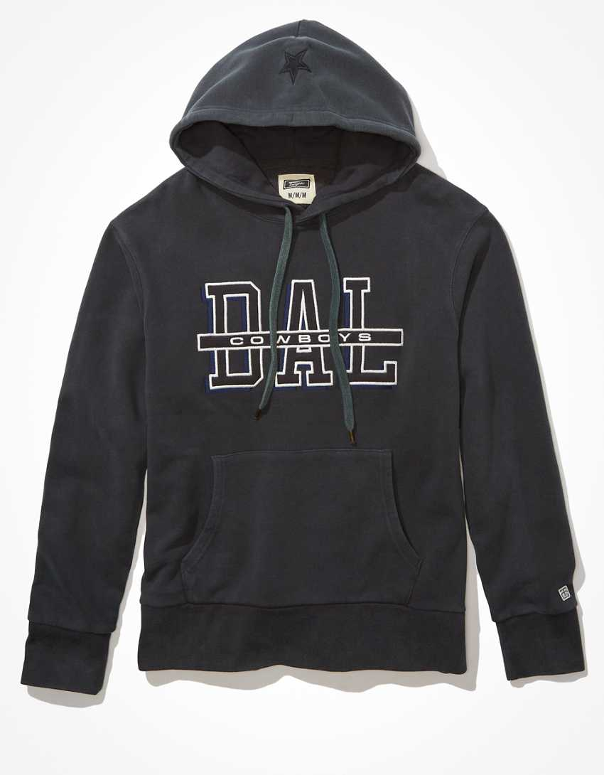 Tailgate Men's Dallas Cowboys Fleece Hoodie