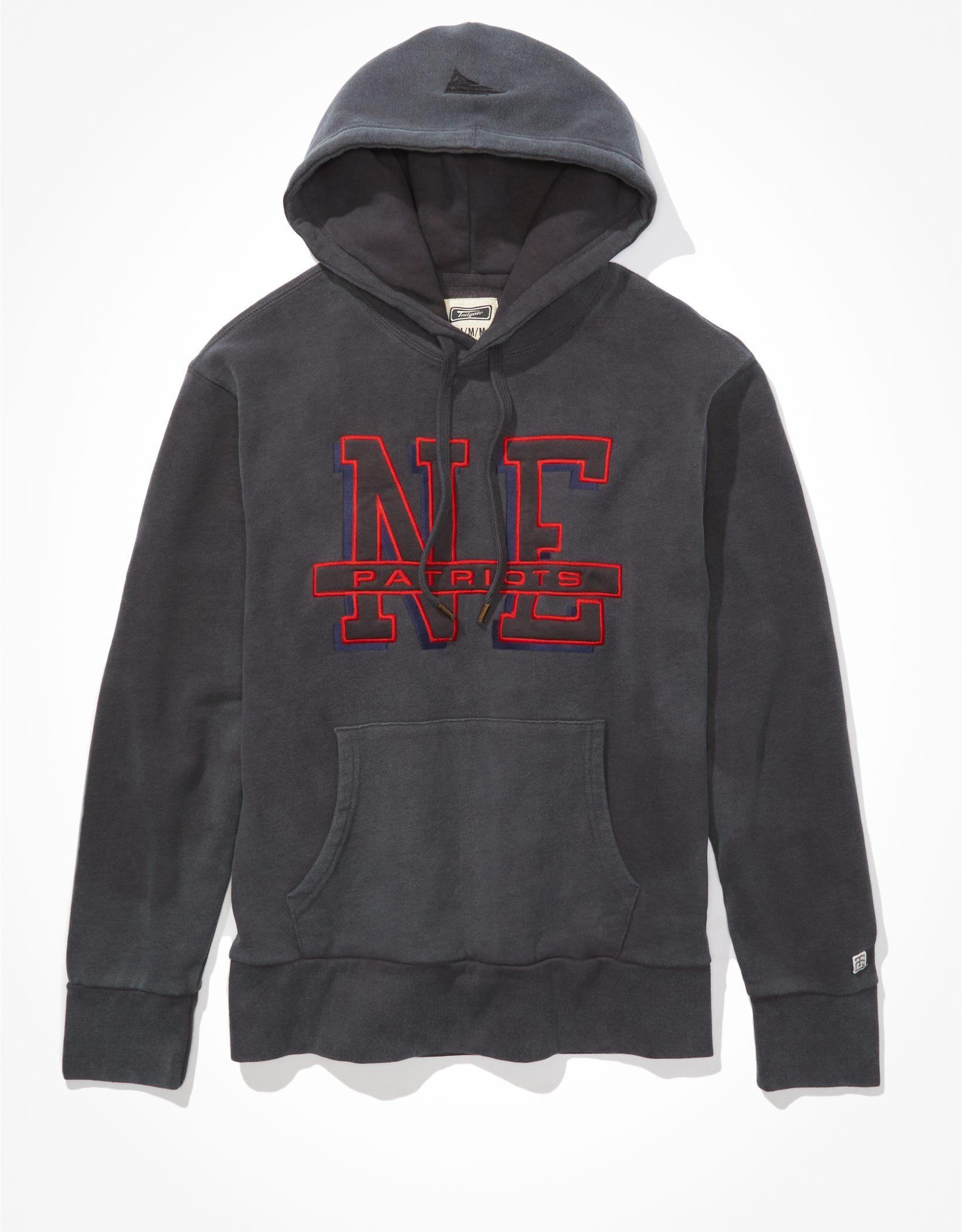 Tailgate Men's New England Patriots Fleece Hoodie