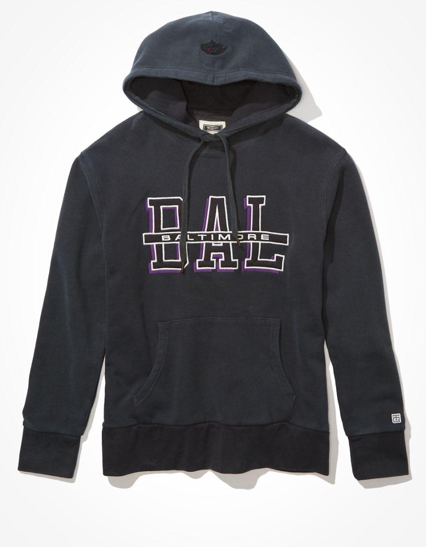 Tailgate Men's Baltimore Ravens Fleece Hoodie