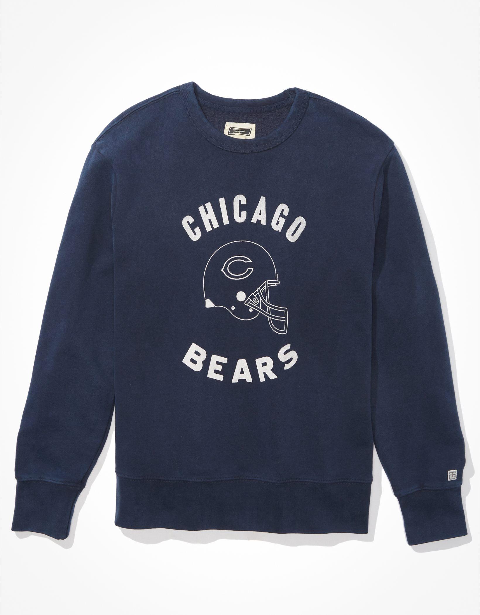 Tailgate Men's Chicago Bears Graphic Fleece Sweatshirt