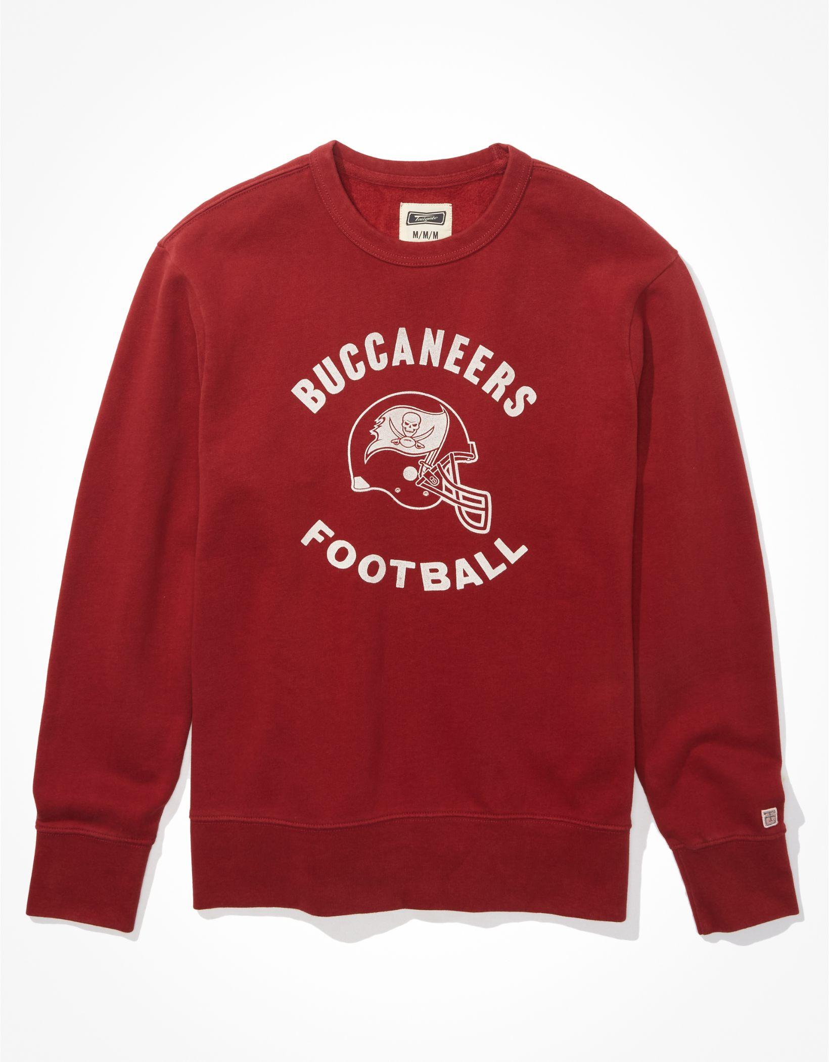 Tailgate Men's TB Buccaneers Graphic Fleece Sweatshirt