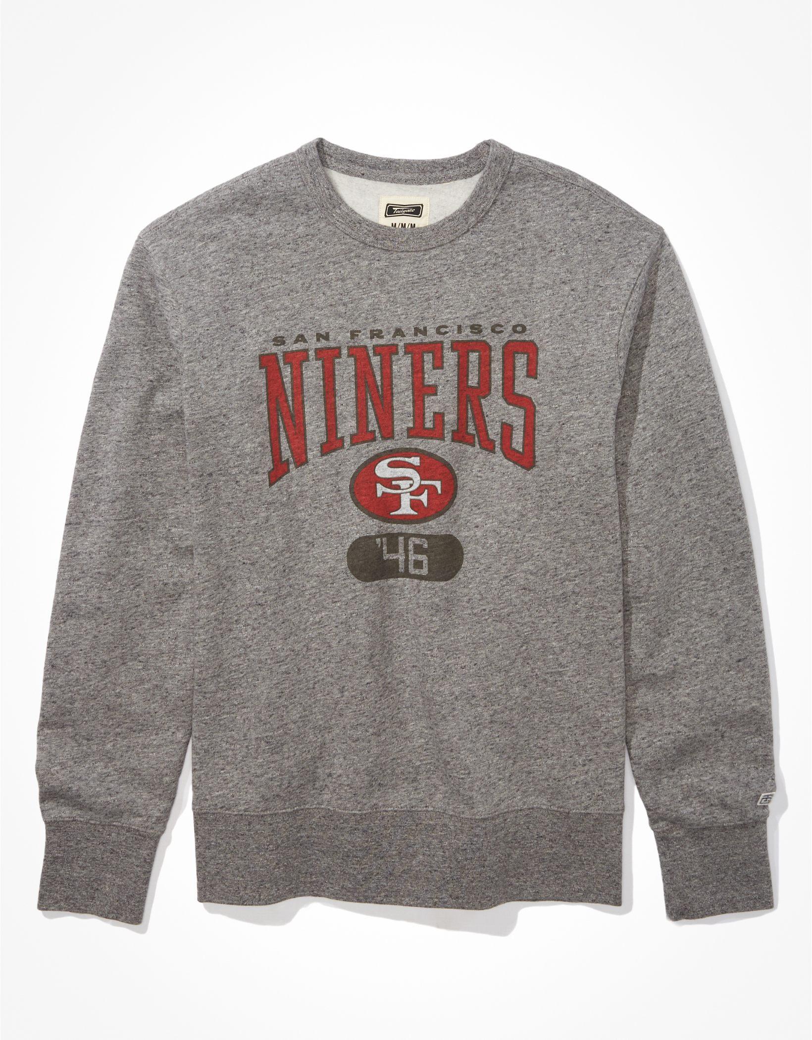 Tailgate Men's San Francisco 49ers Graphic Fleece Sweatshirt