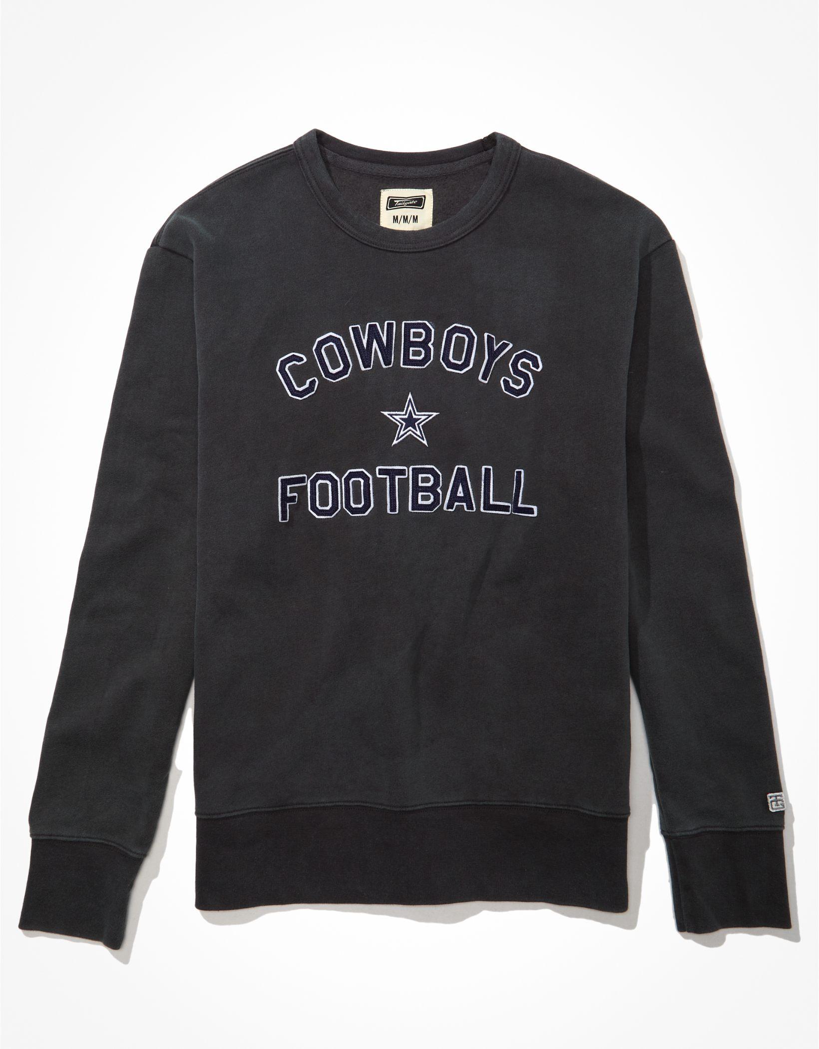 Tailgate Men's Dallas Cowboys Graphic Fleece Sweatshirt