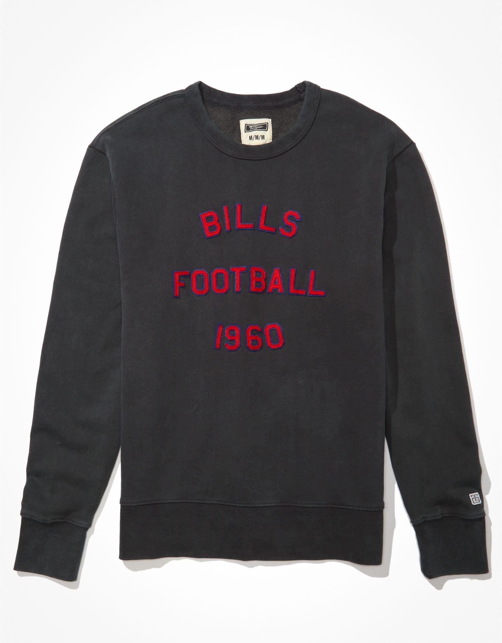 Tailgate Men's Buffalo Bills Graphic Fleece Sweatshirt