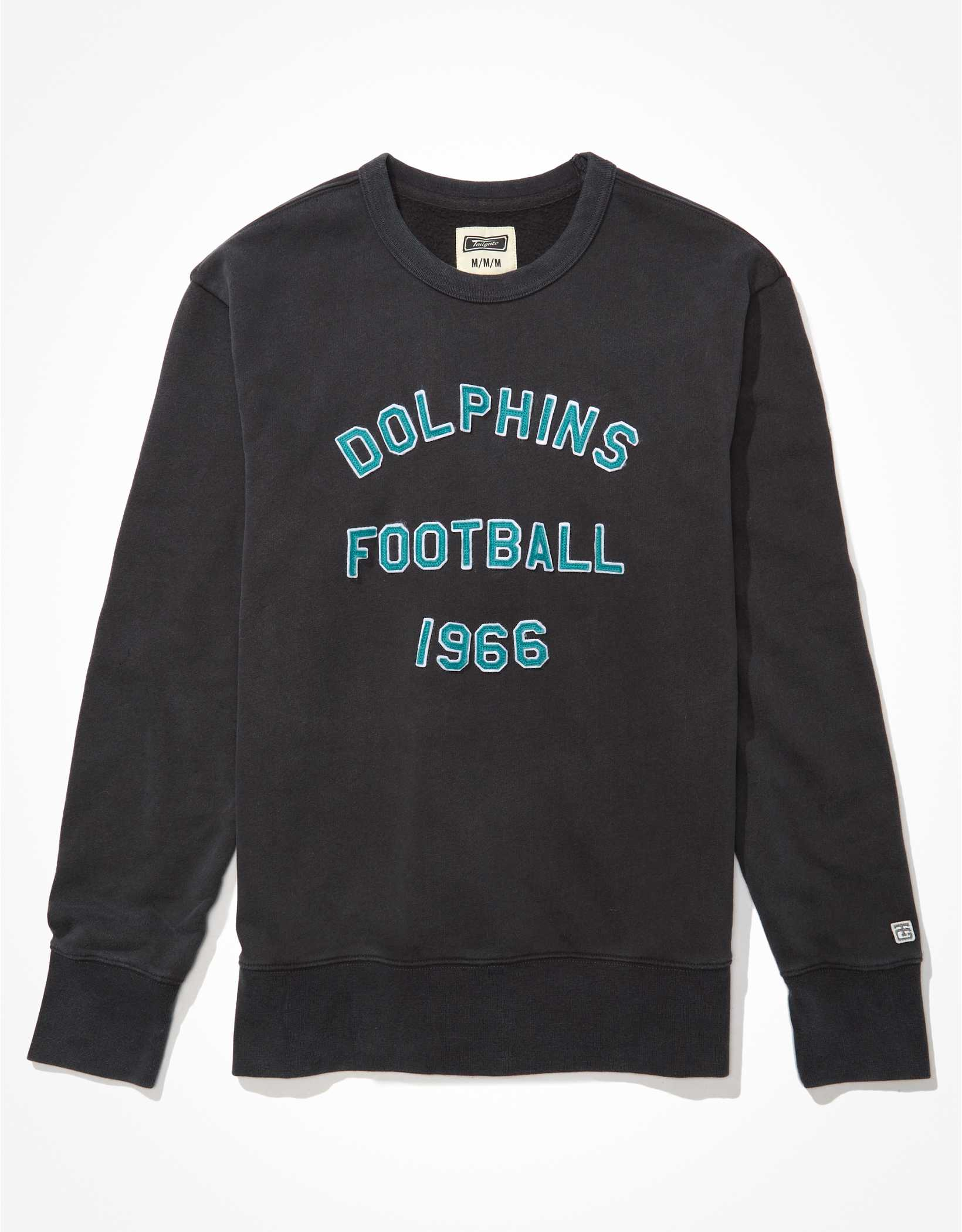 Tailgate Men's Miami Dolphins Graphic Fleece Sweatshirt