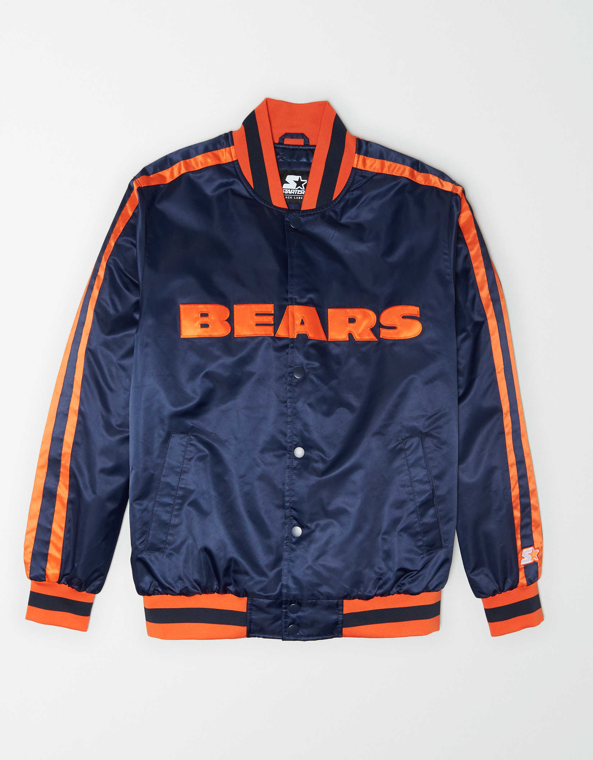 Tailgate X Starter Men's Chicago Bears Varsity Jacket