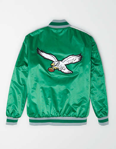 Tailgate X Starter Men's Philadelphia Eagles Varsity Jacket