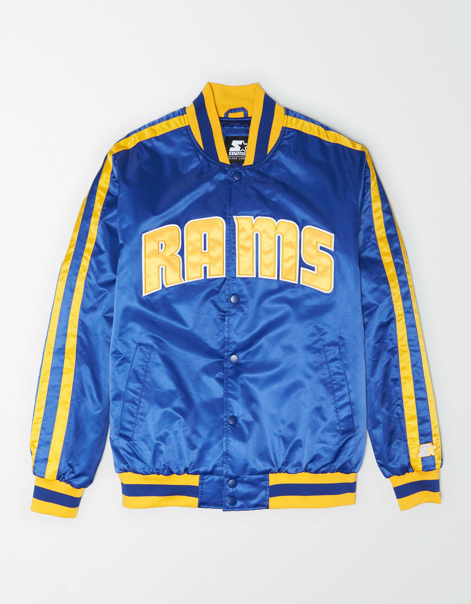 Tailgate X Starter Men's Los Angeles Rams Varsity Jacket