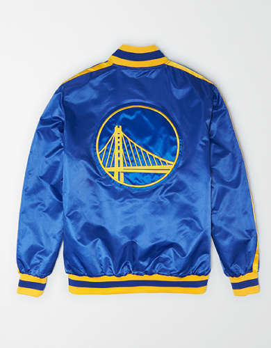 Tailgate X Starter Men's Golden State Warriors Varsity Jacket