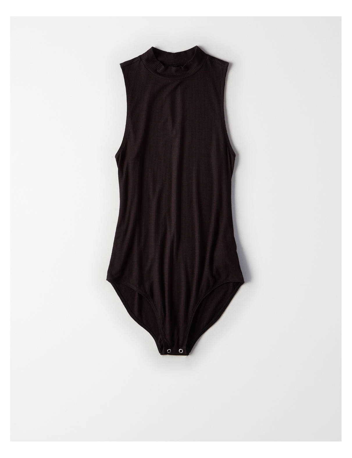 Display product reviews for AE Soft & Sexy Ribbed Mock Neck Bodysuit