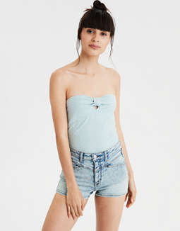 AE Knot Front Tube Top