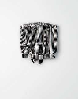 Ae Tie Back Tube Top by American Eagle Outfitters