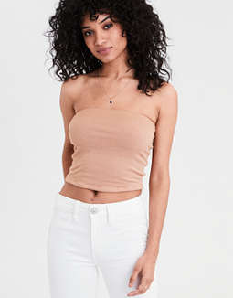 AE Ribbed Tube Top