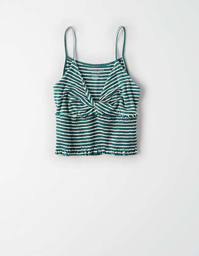 AE Twist Front Tank Top