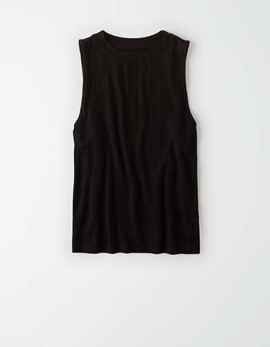 AE Ribbed Tank Top