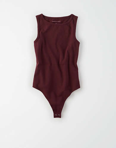 AE High Neck Bodysuit
