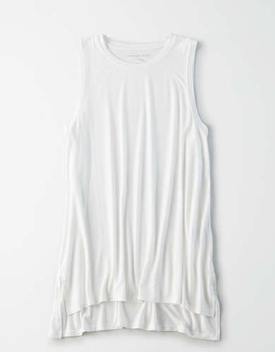 AE High Neck Tank Top