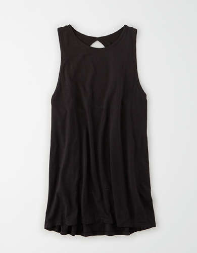 AE Open Back Tank Top
