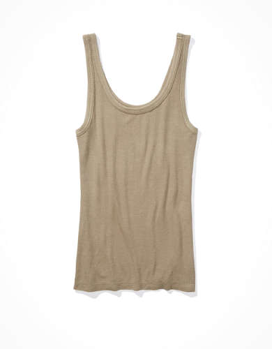 AE Ribbed Boy Tank Top