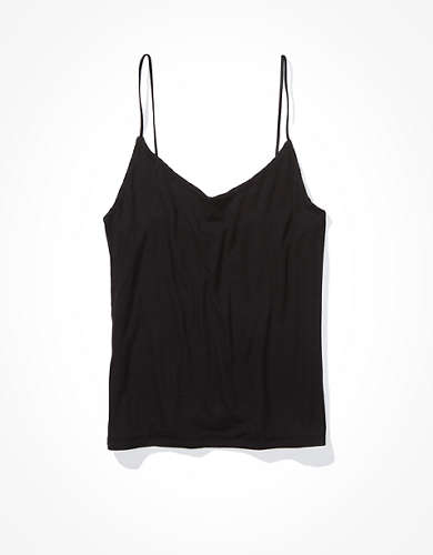 AE Soft & Sexy Bungee Strap Tank Top