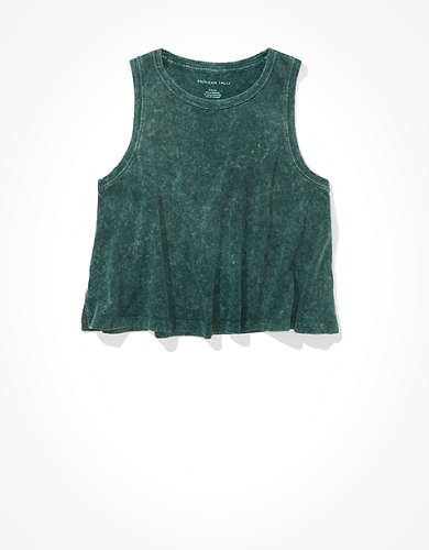 AE Crew Neck Muscle Tank Top