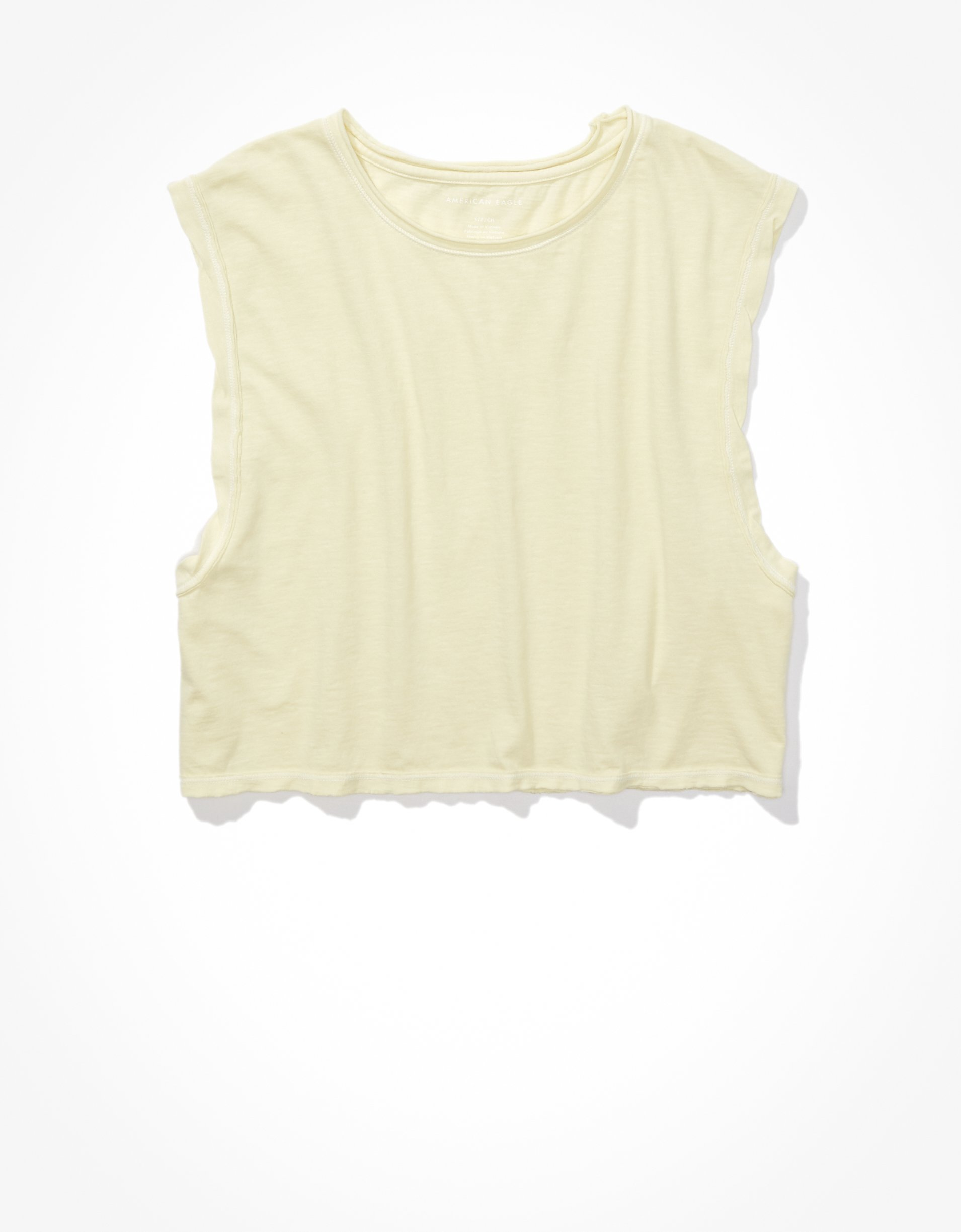 .98 AE Muscle Tank Top + Free shipping over  at American Eagle!
