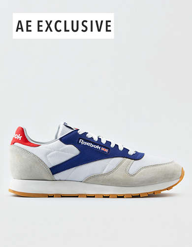 Limited-Edition Reebok X AE Classic Leather Sneaker - Free Returns