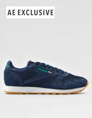 Reebok X Ae Mens Classic Leather Sneaker
