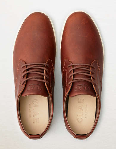 Clae Ellington Leather Shoe