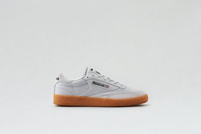 Reebok Club C 85 Gum Sole Sneaker