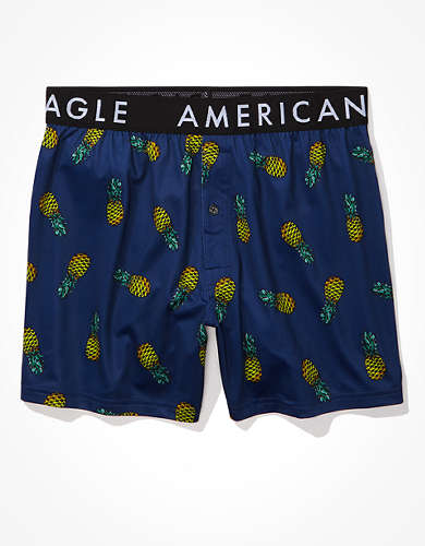 AEO Pineapple Flex Boxer Short