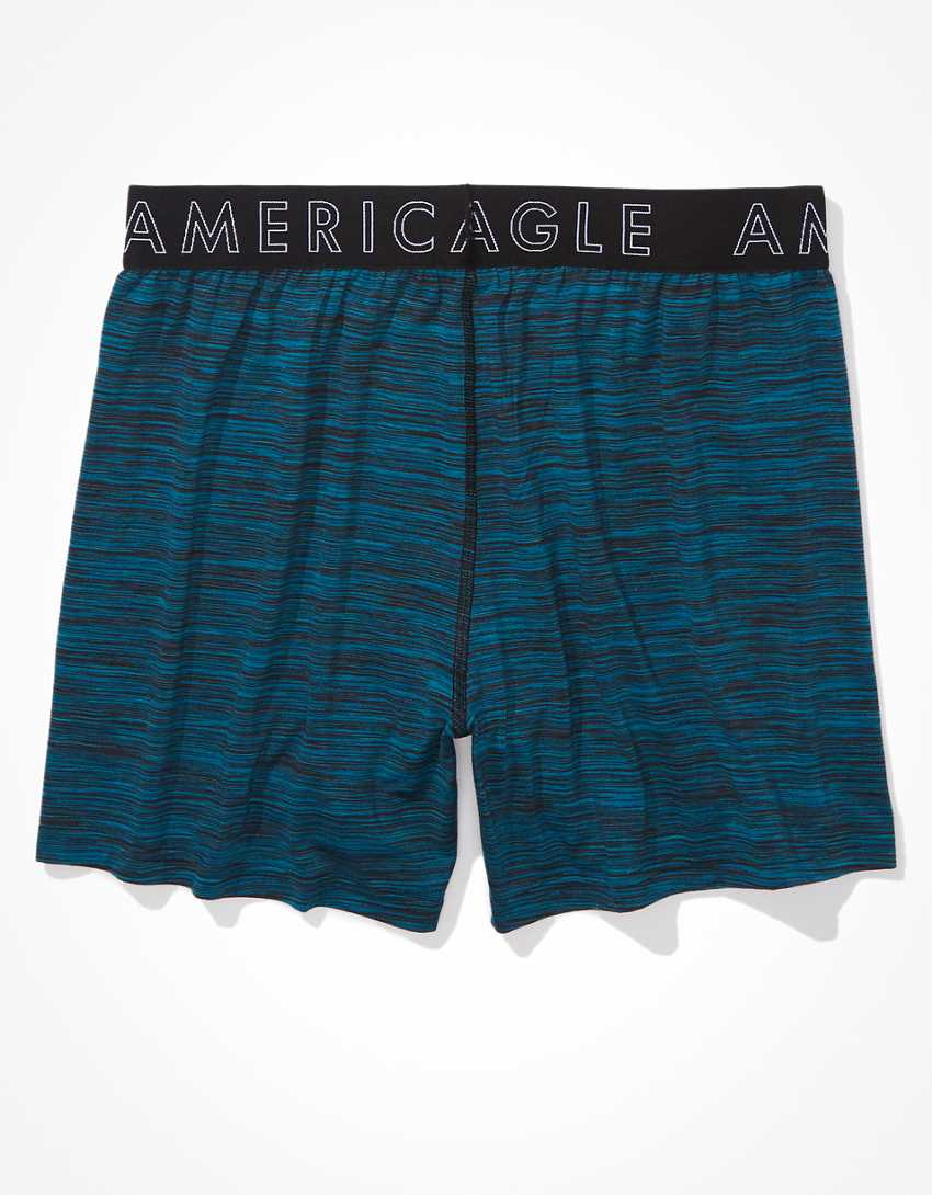 AEO Space Dye Flex Boxer Short