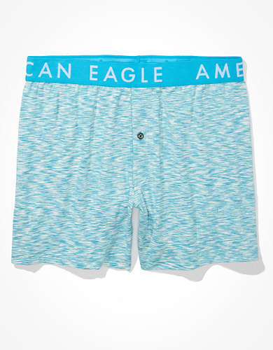 AEO Space Dye Flex Boxer Short