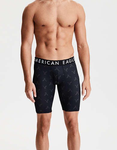 "AEO Classic Eagle 9"" Flex Boxer Brief"