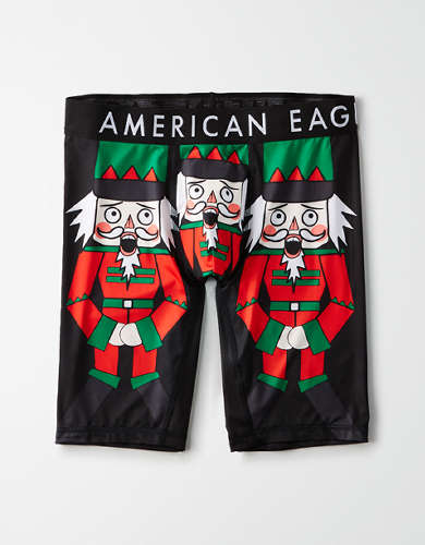 "AEO Nutcracker 9"" Flex Trunk Underwear"