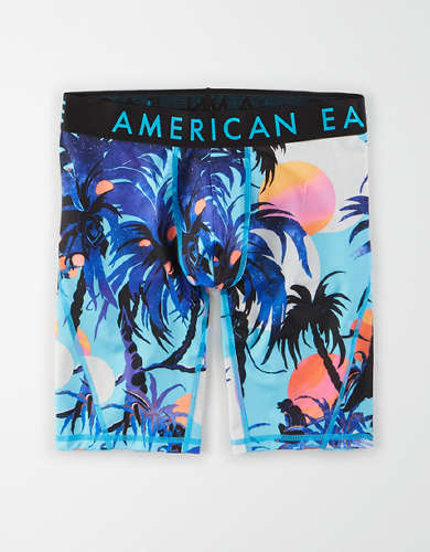 "AEO Palm Galaxy 9"" Flex Boxer Brief"