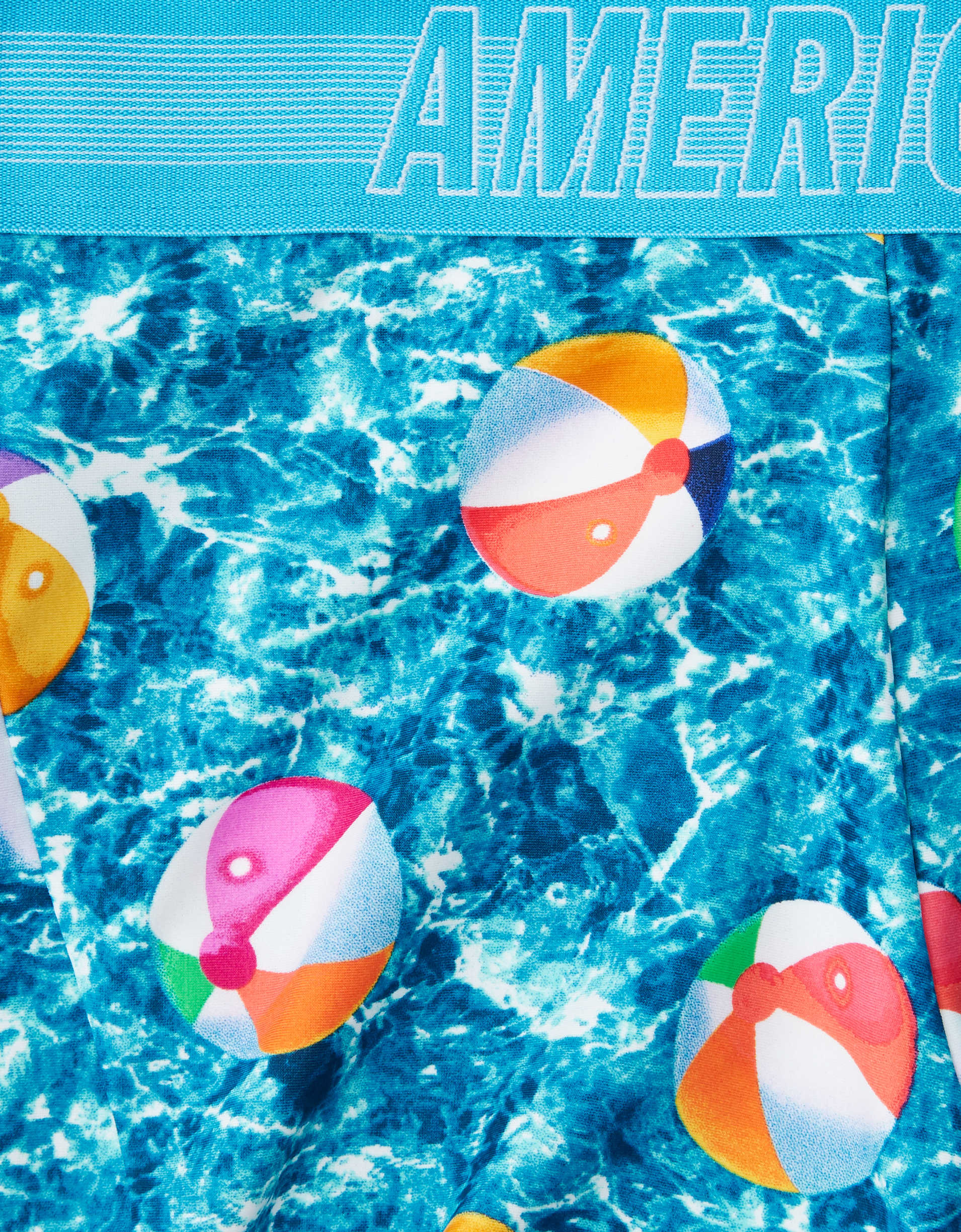 "AEO Beach Balls 6"" Swundies Boxer Brief"