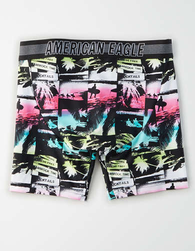"AEO Photoreal 6"" Swundies Boxer Brief"