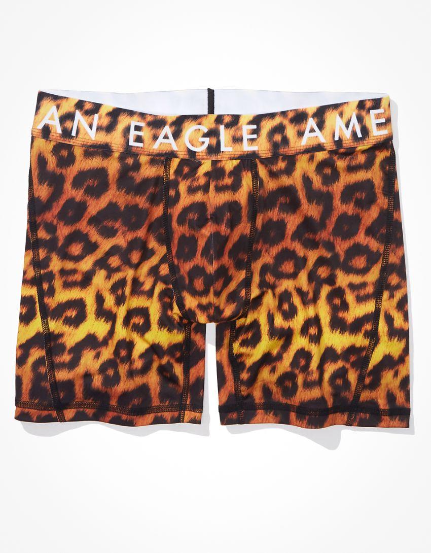"""AEO Cheetah 4.5"""" Flex Boxer Brief"""