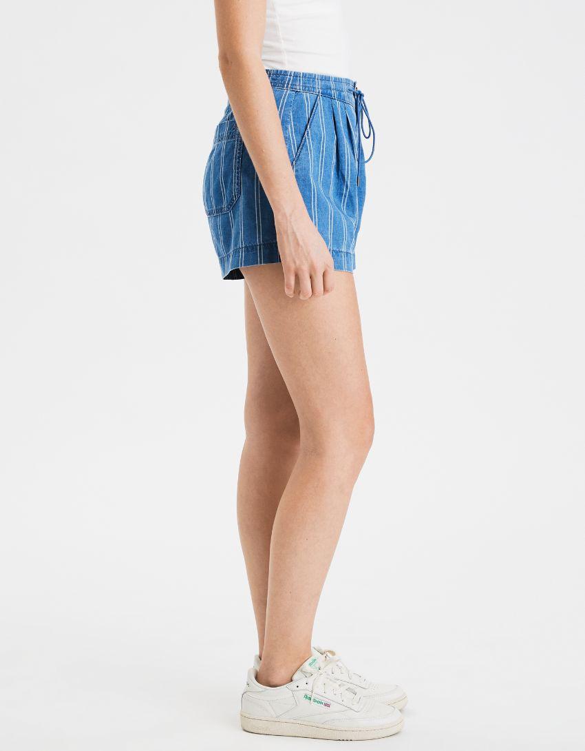 AE Denim Mid-Length Walking Short