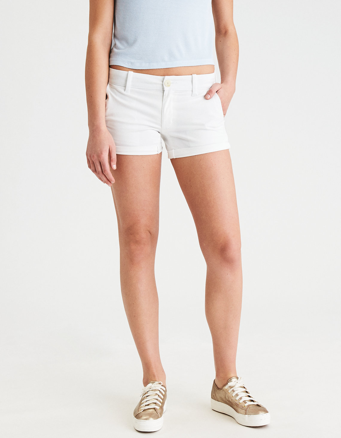 Womens Stretch Shorts | American Eagle Outfitters