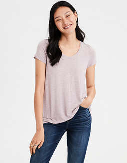 AE Scoop Neck Favorite T-Shirt