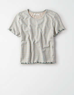 AE Houndstooth Baby T-Shirt