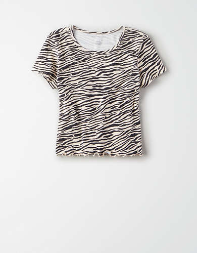 AE Leopard Baby T-Shirt