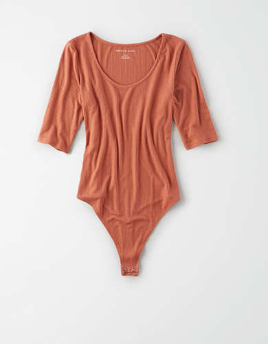 AE Elbow Sleeve Bodysuit